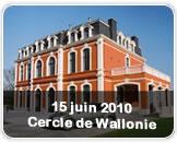 Carta+, Pogio & WB au Cercle de Wallonie