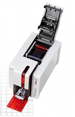 Primacy Evolis Card Printer Carta