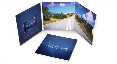 Peugeot Welcome Pack