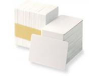 White PVC cards